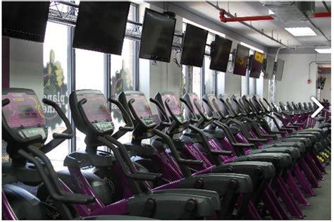 Planet Fitness Cardio Machines