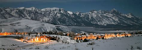 Jackson Hole Ski and Winter Packages | Spring Creek Ranch ...