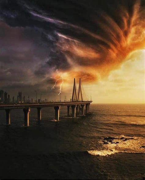 bandra worli sea link mumbai india stunning photography bandra worli sea link outdoor