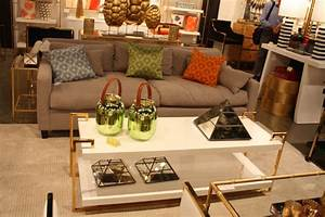 beautiful furniture designs grounded by glamorous gold bases With white coffee table with gold legs