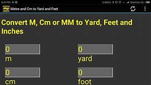 25 Mm En Cm : m cm mm to yard feet inch converter tool android ~ Dailycaller-alerts.com Idées de Décoration
