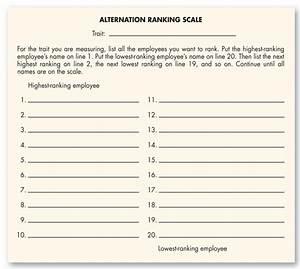 Techniques for Appraising Performance - Part 2