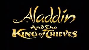 Aladdin and the King of Thieves: Trailer