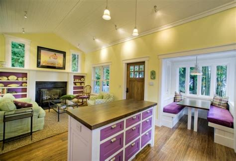 tile in kitchen floor betty lu cottage craftsman kitchen seattle by 6156