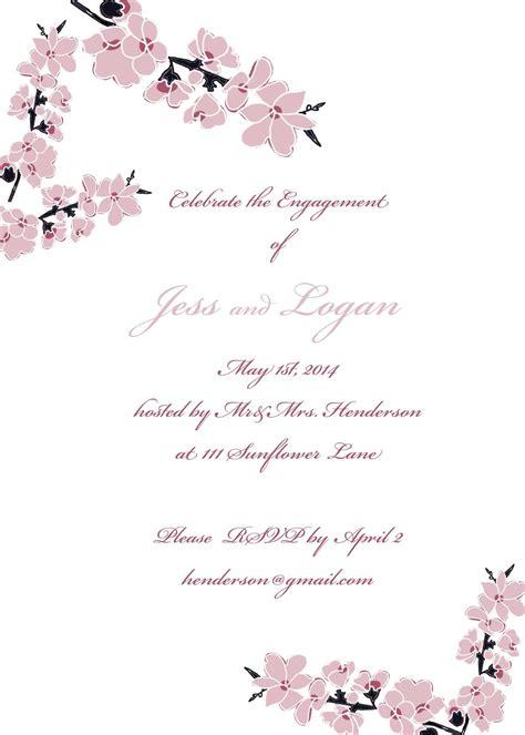 engagement party invites wwwwhatdoyousaydearcom