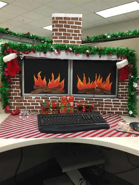office desk christmas decorations 1000 images about office holiday decorations on pinterest