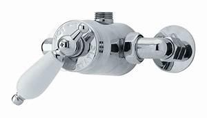 Mitigeur Thermostatique Encastrable : mitigeur douche thermostatique encastrable r tro a3380 ~ Edinachiropracticcenter.com Idées de Décoration