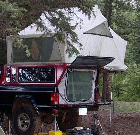 wildernest camper   ford ranger