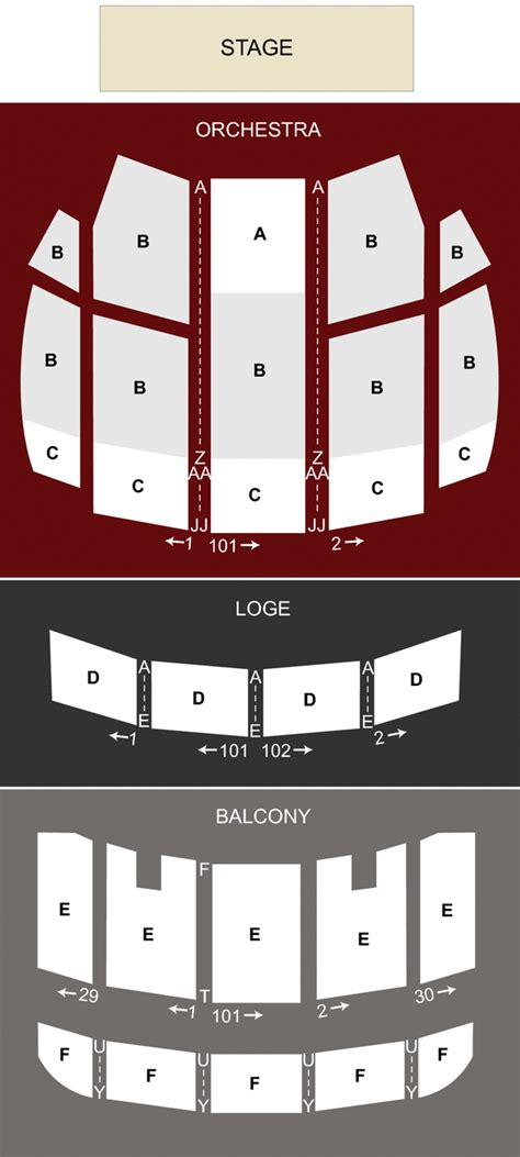 stanley theatre utica ny seating chart stage utica theater