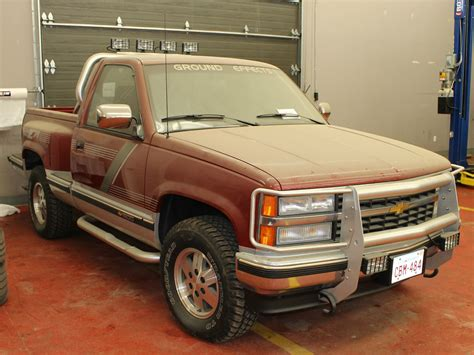 Barn Find Chevy Truck With Miles