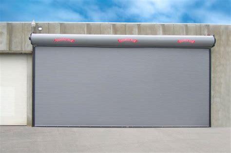 4 Foot Roll Up Garage Door by Rolling Service Doors 630