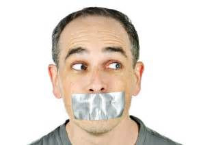 Image result for images of duct tape over mouth