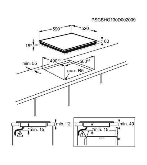 piano cottura induzione rex rex electrolux electrolux piano cottura in vetroceramica