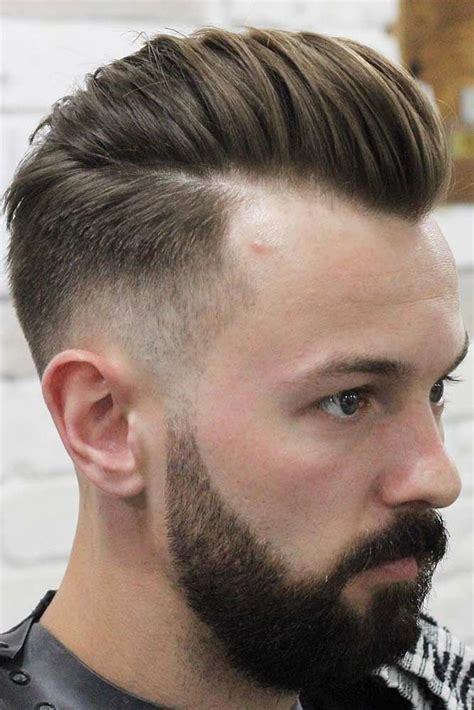 beat  receding hairline