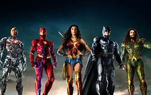 Justice, League, Superheroes, 4k, 8k, Wallpapers