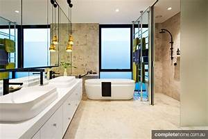 Bathroom design how to make three decisions in one for Heating bulbs bathrooms