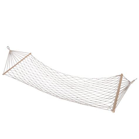cotton hammock wide solid wood hammock chair