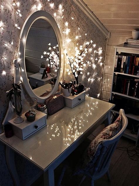 vanity table with lights around mirror diy small and simple wooden makeup vanity table with glass