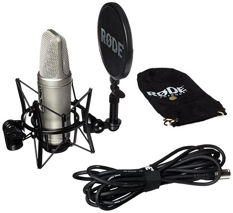 rode microphone rode nt2a studio microphone review