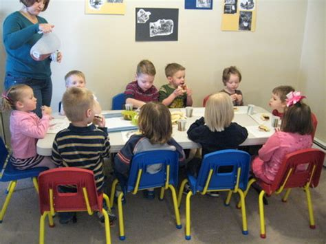 cottage preschool 760 | SnackTime