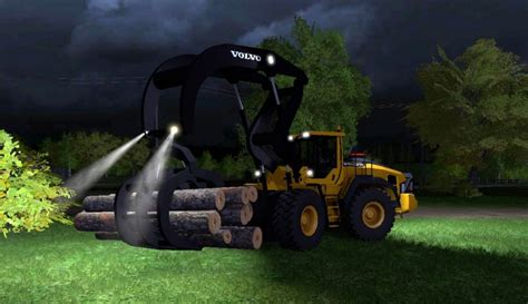 volvo l180h high lift v0 9 beta ls17 farming simulator 2017 17 ls mod