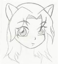 Simple Anime Drawings Beginners