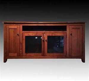 mentor furniture o ashery oak 70 inch amish home theater With oak home theater furniture