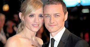 James McAvoy and Anne-Marie Duff announce divorce after 10 ...