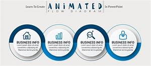 Learn To Create Circular Zig Zag Animated Flow Diagram In Powerpoint  Animation Tutorial  2