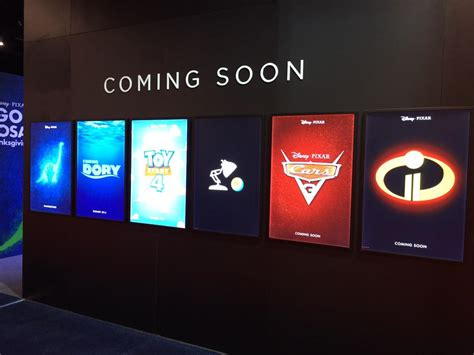 disneys  expo unveils teaser posters  toy story