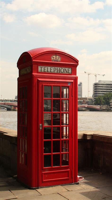 london telefonzelle kostenloses handy hintergrundbild