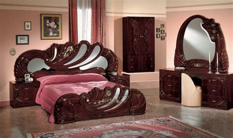 Types Of Bedroom Furniture by What Are The Different Types Of Italian Bedroom Sets