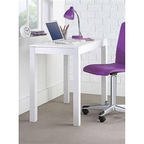 Small Table Ls At Walmart by Mainstays Parsons Desk With Drawer Colors Diy