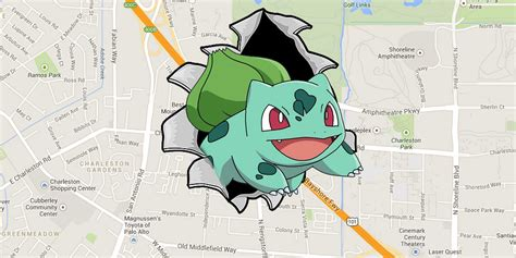Now You Can Hunt For Pokémon On Google Maps  The Daily Dot