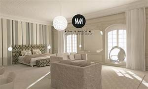 decoration d39interieur de style contemporain provence paca With deco maison contemporaine design