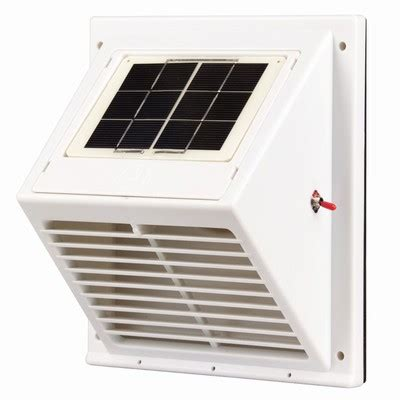 solar power air ventilator vent extractor ideal for