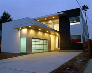 Modular Modern Prefab Home : Modern Prefab Home Ideas ...