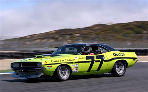 Race Dodge Challenger by Beautiful Wallpapers Of Dodge Motorsport Cars