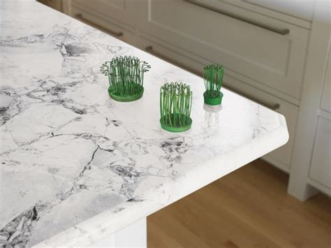 3421 Bianca Luna 180fx® By Formica Group With Bullnose