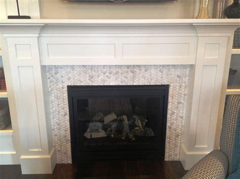 Smart Fireplace Surround Tile ? Dwelling Exterior Design