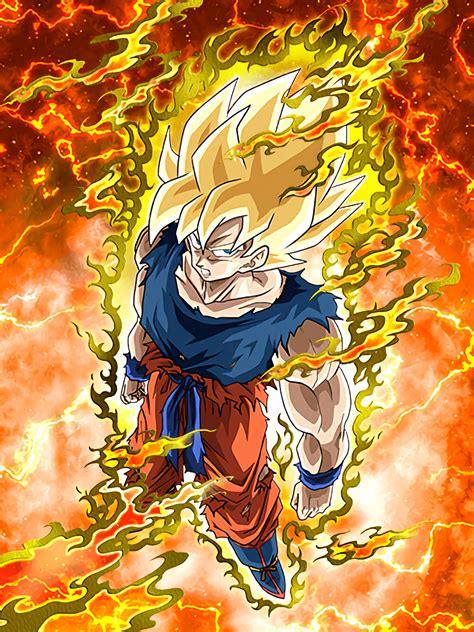 Legendary Super Saiyan Super Saiyan Goku Dragon Ball Z