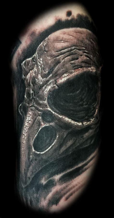 Latest Bird Skull Tattoos Find