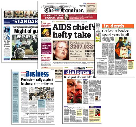 Choose the tabloid newspaper size ! When will newspaper tabloid conversions take off? | Design ...