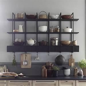 Etagere Angle Cuisine : tag re cuisine design les 39 meilleures id es s lectionn es ~ Teatrodelosmanantiales.com Idées de Décoration