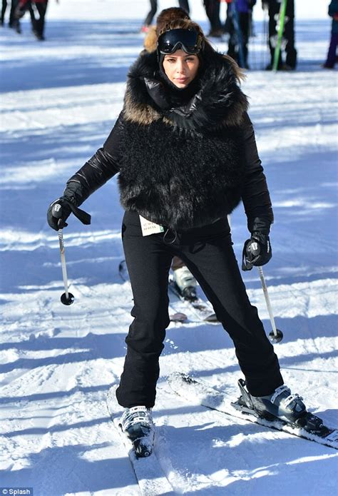 The Kims Go Ski Ing Oh No They Didnt — Livejournal