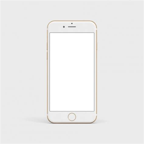 free mobile phone white mobile phone mock up psd file free