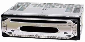 Sony -- Cdx-l480x