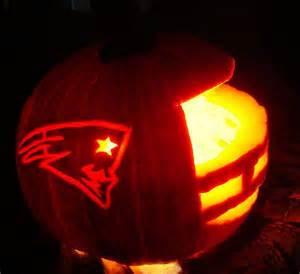 Nfl Pumpkin Carving Ideas by Free New England Patriots Pumpkin Stencils Brett Favre