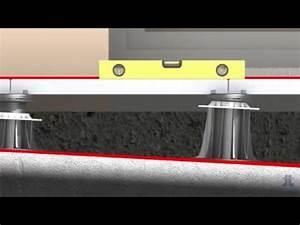Terrasse Sur Plot : terrasse dalle plot terrasse autonivelant terrain pente ~ Melissatoandfro.com Idées de Décoration