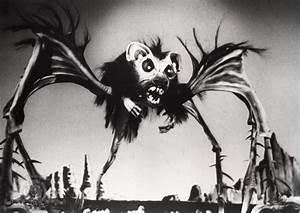 Martian Bat-Rat-Spider | Monster Moviepedia | FANDOM ...